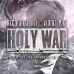 "Over a B-Sun produced beat and cuts by DJ TMB, ""Holy War"" is the bangin' new single featuring JMT's Vinnie Paz off the long awaited LP ""Recognition"" by Recognize Ali. Holy War Feat Vinnie Paz (Prod By B-Sun) Cuts By Dj Tmb by Recognize Ali"