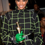 """Ciara has been announced as the host for this year's American Music Awards that will be broadcasted live from Los Angeles's Microsoft Theater on November 24th. Last year's host was Tracee Ellis Ross and this year the """"Goodies"""" singer will lead the show with performances byKesha and Big FreediaShania Twain, Lizzo, Billie Eilish, Camila Cabello, Selena Gomez, Thomas Rhett, Dua Lipa and Taylor Swift.Mike Pont/Getty ImagesCiara proved her excitement for her new gig when she shared a clip of herself dancing in a two-piece bikini to Instagram. """"Today's mood. We're gonna have so much fun at the @AMAs! Your Host CC! Can't wait 😘💃🏽,"""" she captioned the clip.In other Ciara news, the 34-year-old previously expressed how she and husband Russell Wilson plan on having eight kids...one day.""""Oh, you know, if you ask him, we're talking eight babies… you know, we'll just go one day at a time, but I definitely do look forward to having more kids… we got time for that,"""" she explained.Ciara shares her oldest, Future Jr., with her ex Future and shares her daughter, Sienna, with Russell. She previously added:""""I think it's the greatest miracle having children that's the thing… you learn patience, you continue to learn love, you learn what life is supposed to be like, that's the best thing about children."""""""