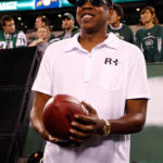 """Jay-Z's partnership with the NFL caused an uproar, especially after it was revealed that he didn't even confer with Colin Kaepernick over the move. People were quick to call Jay a sell-out while others believed that Jay might have something up his sleeve. Fast forward a few months and Kaepernick is set to appear at an NFL workout in Atlanta tomorrow where twenty-four team reps are set to attend including the Falcons, the Giants, and the Patriots.Jeff Zelevansky/Getty ImagesThere's been speculation since the announcement was made about who could be behind it and the possible motive. Kaep hasn't played since the 2016 season for reasons appearing to relate to his decision to take a knee during the National Anthem to protest police brutality. Rumors floated around saying that Jay had a role in it but now, sportscaster Dan Patrick revealed more details.""""According to my source, JAY-Z said that he took a reputational bullet for the commissioner when they had that press conference [with] his new role in the NFL,"""" Patrick said on his show. """"Social agenda. Social injustice. He was gonna help with the entertainment for halftime. All of this. My source said that JAY-Z was pressuring the commissioner to do the right thing and have this workout for Colin Kaepernick.""""Patrick did say that other sources said this whole thing is a """"distraction to take away from the opportunity facilitated by the NFL for Colin Kaepernick.""""Peep the clip below."""