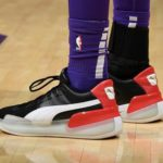 """PUMA Hoops has joined forces with Dreamville Records for a special edition colorway of the brand's latest basketball silhouette, the Clyde Hardwood. The collaborative kicks, first debuted on the court by Los Angeles Lakers' forward Kyle Kuzma, come equipped with a classic red, white and black colorway with Dreamville detailing on the tongue.PumaThis is PUMA Hoops' firstprojectwith Dreamville as the brand continues its ongoing partnership with the record label and comes on the heels of thePUMA x DreamvilleClyde ROTD3 debut, a lifestyle sneaker that sold out immediately after its launch during Day N Vegas festival earlier this month.As a nod tothe original Puma Clyde sneakers that Frazier wore on the court in the 70s, the Clyde Hardwood pulls design cues from the OG model with a""""lifestyle-first""""inspired construction that can be worn both on and off the court.Key features include vintage materials and old school design lines, while the on-court performance of the shoe includes engineered lacing systems, ProFoam cushioning midsole, and a specially-tuned traction pattern for the court.The Clyde HardwoodDreamville, priced at $120, will be available exclusively online atFootlocker.comstarting next Friday, November 22. Continue scrolling for some additional photos.PumaPumaPumaPumaPuma"""